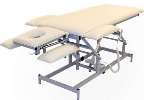 Массажный стол Профи 3 с электроприводом